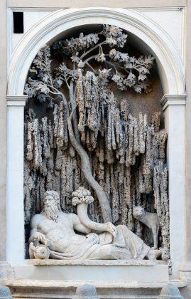 4 фонтана в Риме