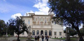 Галерея Боргезе - музей в Риме