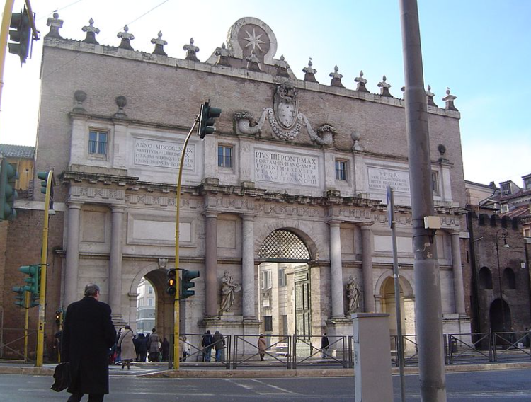 Порта-дель-Пополо