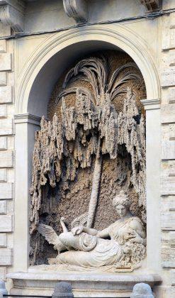 4 фонтана в Риме - Юнона