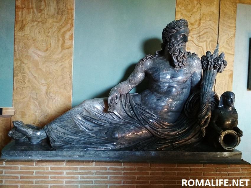 Статуя Нила - Египетский музей Ватикана